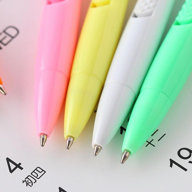 1x Lipstick  Design Kugelschreiber für Schulstudenten Büro Geschenk Pro