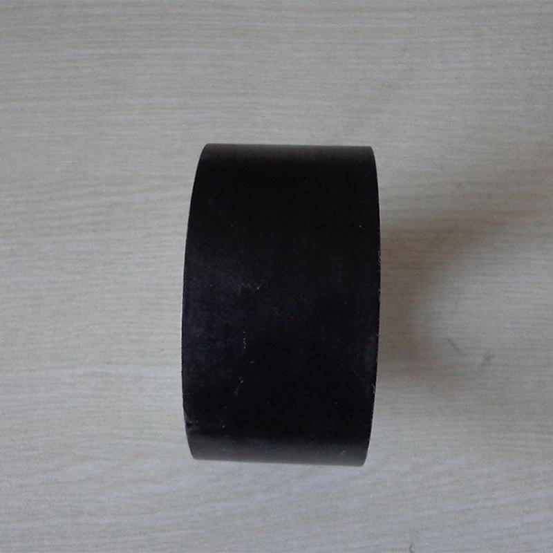 4.8cm9m Waterproof Black Highly adhesive Heavy Duty Duct Cloth E2B1 Tape Ga J5J7