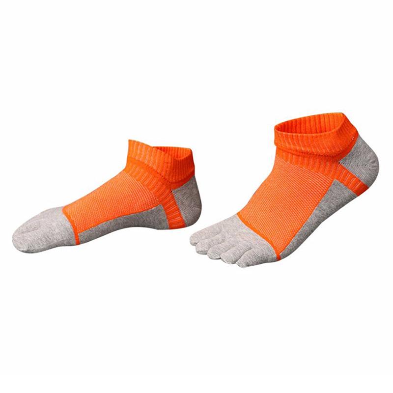 Socken Zehensocken Vibram Five Fingers Schuhe Yoga Sneaker Fingersocken G7U7