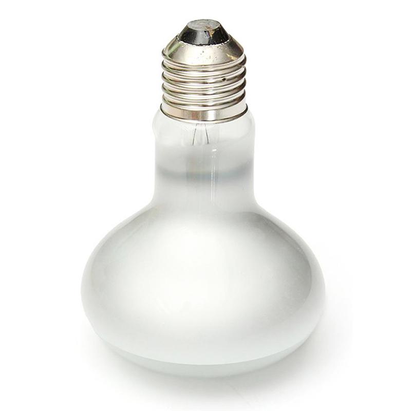 Pet Intense Basking Spot Light Bulb Reptile Lighting Lamp