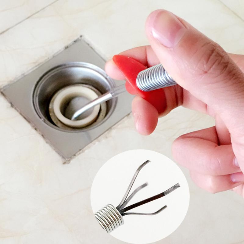 Abflussreiniger Rohrreiniger Haar Entferner Abfluss  Abflussreiniger Sink R6G0