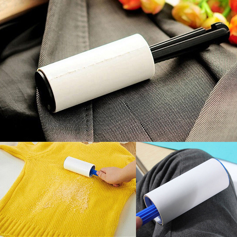 Pets Dog Cat Lint Hair Remover Clothes Sticky Dust Remover