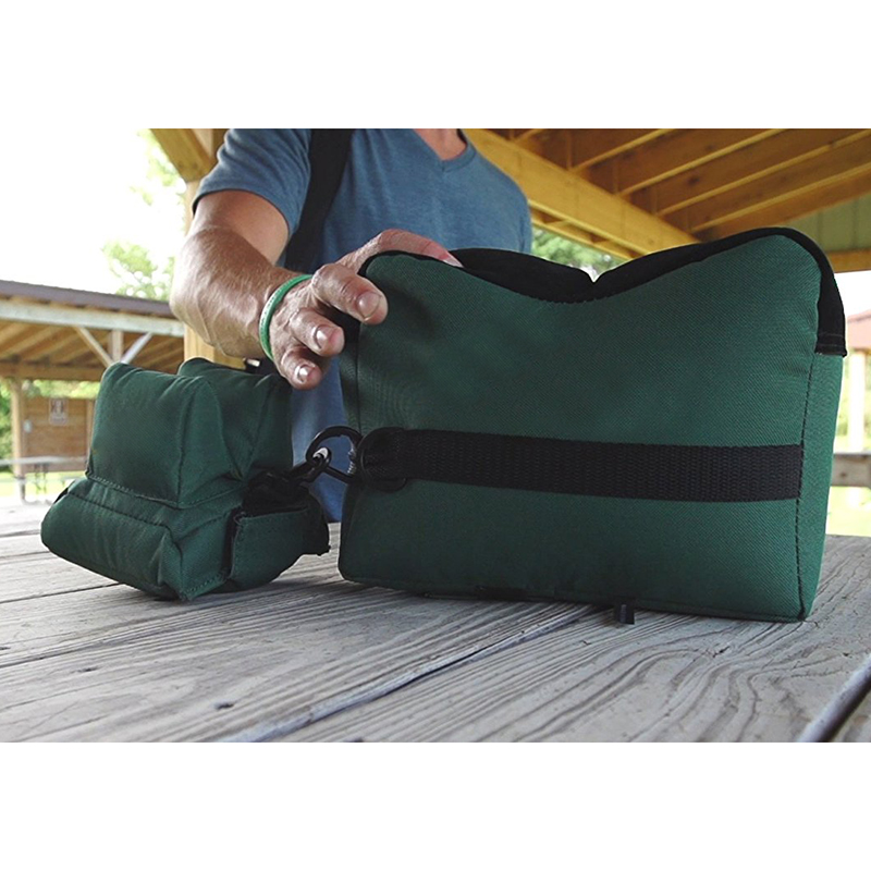 Tactical Front & Rear Shooting Bench Rest Bag Targets ...
