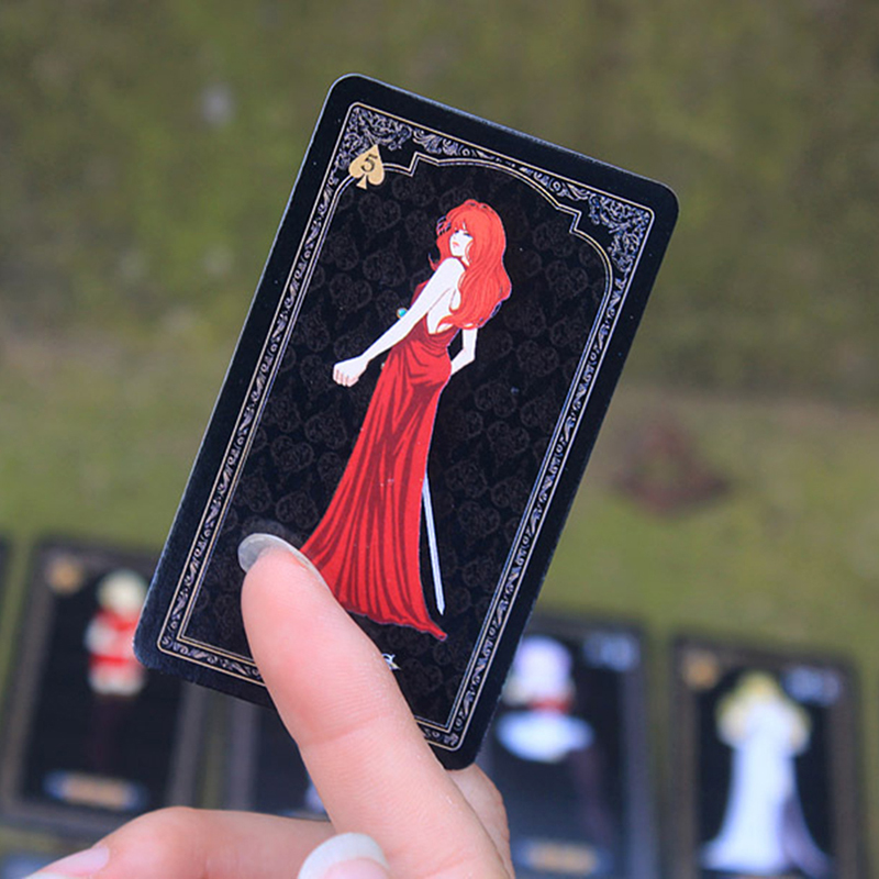 Details about 72 cards/case Destiny Tarot Fortune Telling Cards Table Games  Kids Baby Toy S3B1