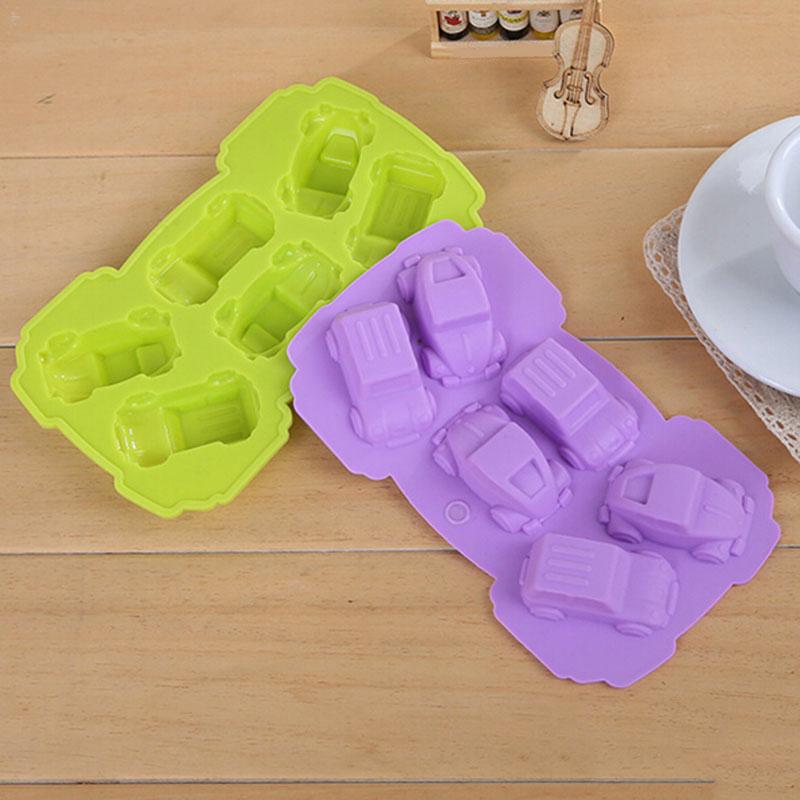 Car Molds For Cake Decorating : Car Silicone Mold Fondant Cake Chocolate Decorating Baking ...