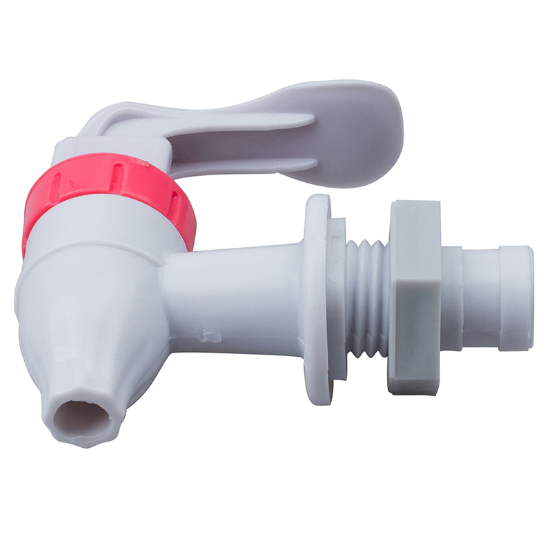 Universal push type replacement water dispenser plastic for Plastic water valve types