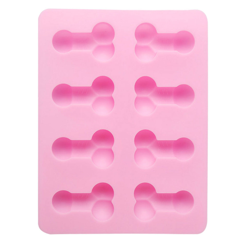 Cake Decorating Silicone Molds Uk : Novelty Penis Silicone Fondant Mould Ice Cube Cake ...