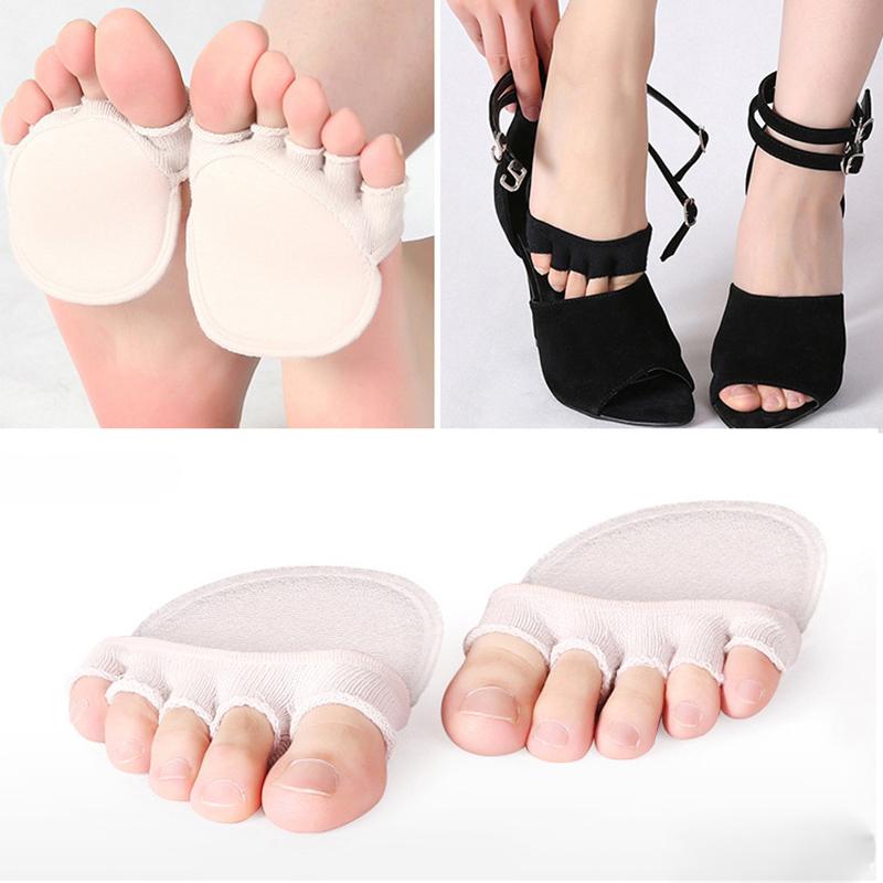 Unisex Socks Open Toe Separator Forefoot Yoga Sport Re Pain Socks Plantar z U3Q0