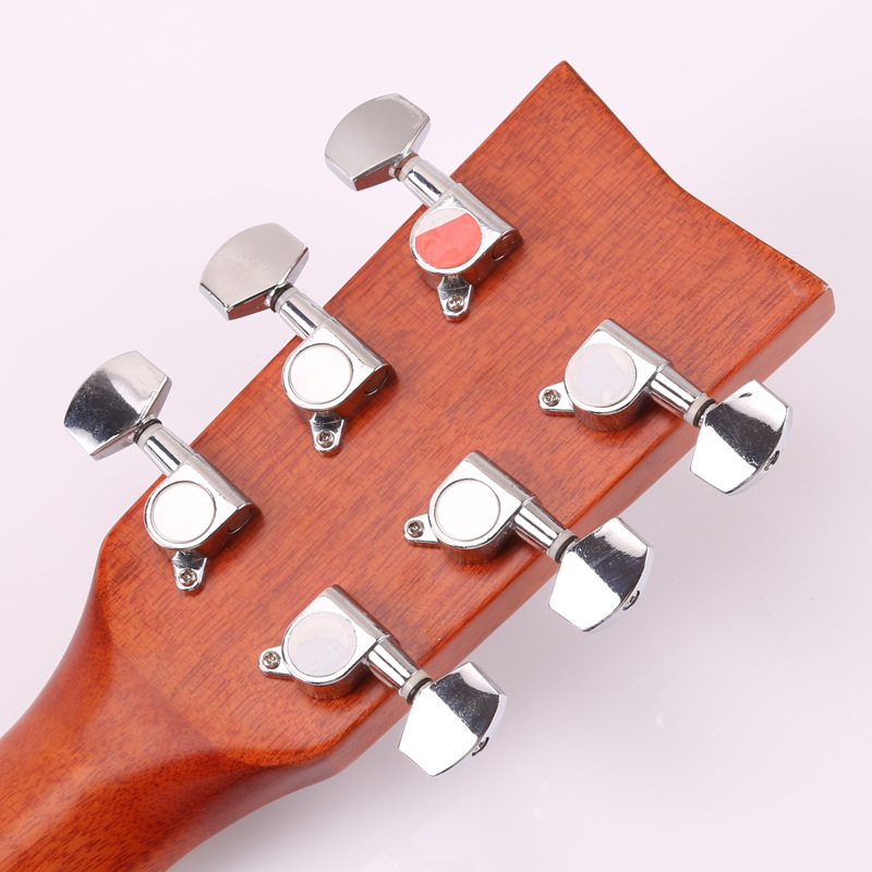 acoustic guitar string semiclosed tuning pegs tuners heads music knob pop ebay. Black Bedroom Furniture Sets. Home Design Ideas