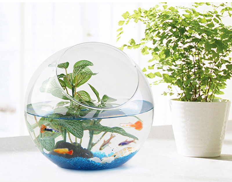 Bag of aquarium glass mini stones fish tank gravel sand - Glass stones for fish tanks ...