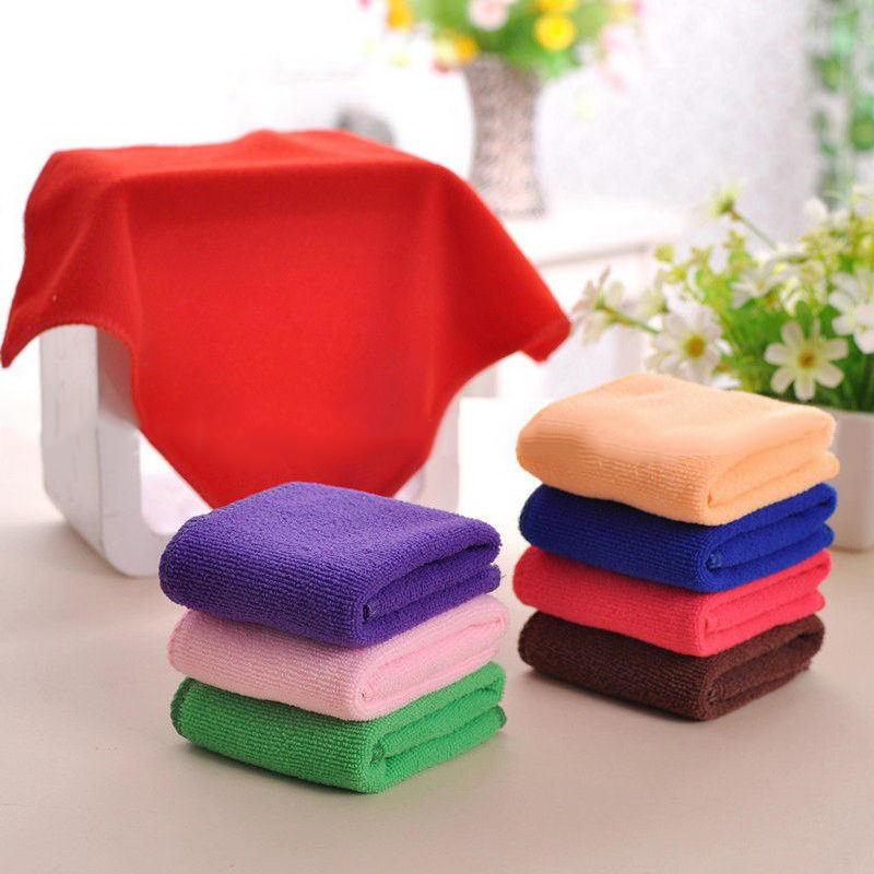 1stk Microfaser Auto Reinigung Handtuch K Che Waschen Handtuch Ebay