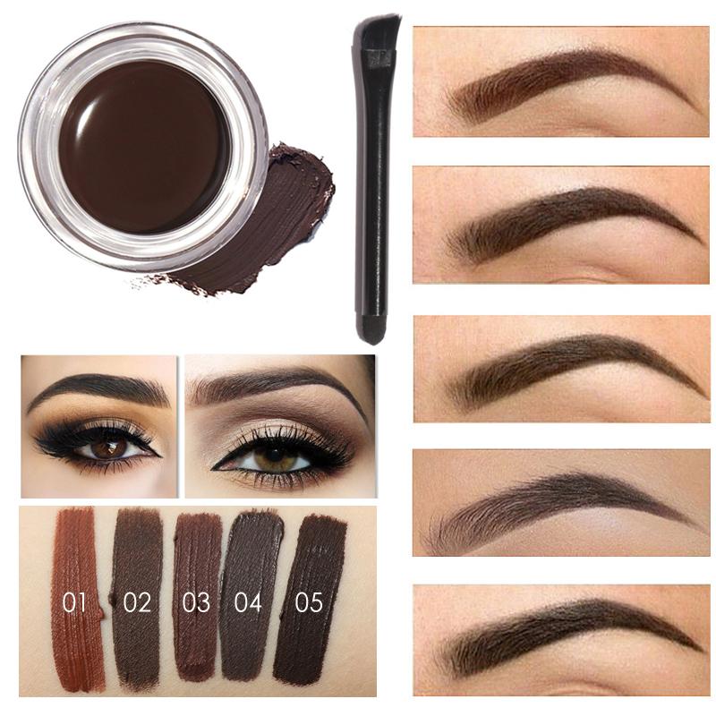 Focallure Eyebrow Enhancers Waterproof Long Lasting Eye Brow Gel