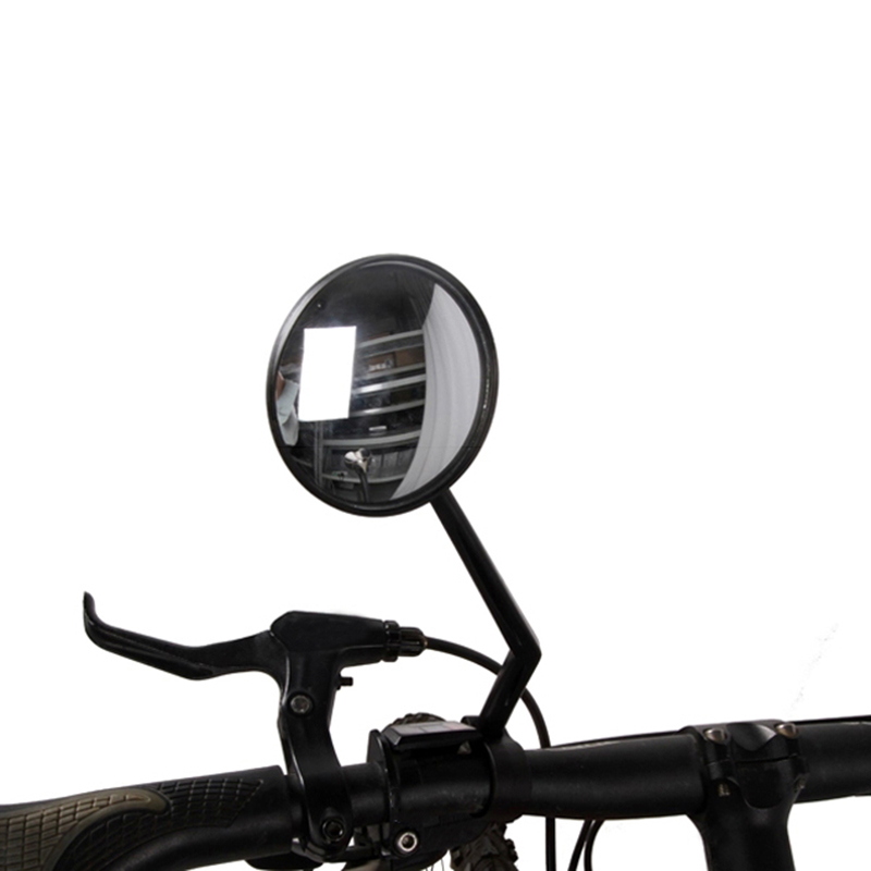 Handlebar Motorcycle Mountain Bike Bicycle Side Rear View Rearview Mirror wiFIN