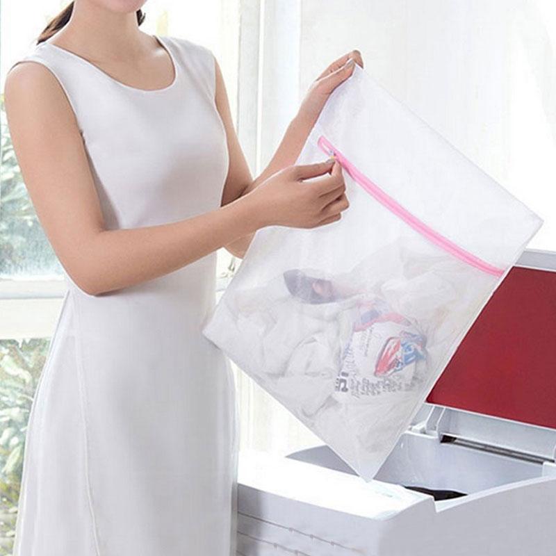 Wäschenetz Wäschesack Wäschebeutel Tasche Waschmaschine Netz 40*50cm 50*60cm