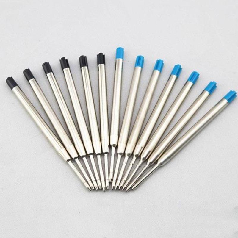 1Stücke niedlichen Cartoon Katze Gel Pen Kugelschreiber 0,35mm blau//schwarz Z4W6