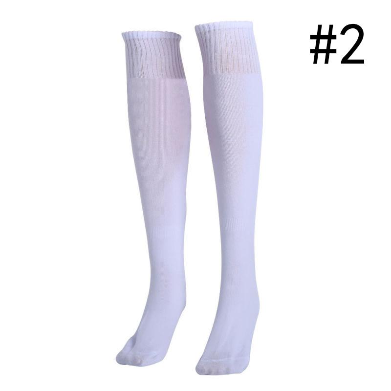 62603abc3f6 Men Cotton Sport Football Soccer Long Socks Baseball Hockey Over Knee High  Socks - Shop   ezbuy Malaysia