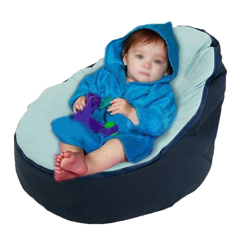 Baby infant Bean Bag Snuggle Bed Cool Seat Home Room Kid Prof New,uk
