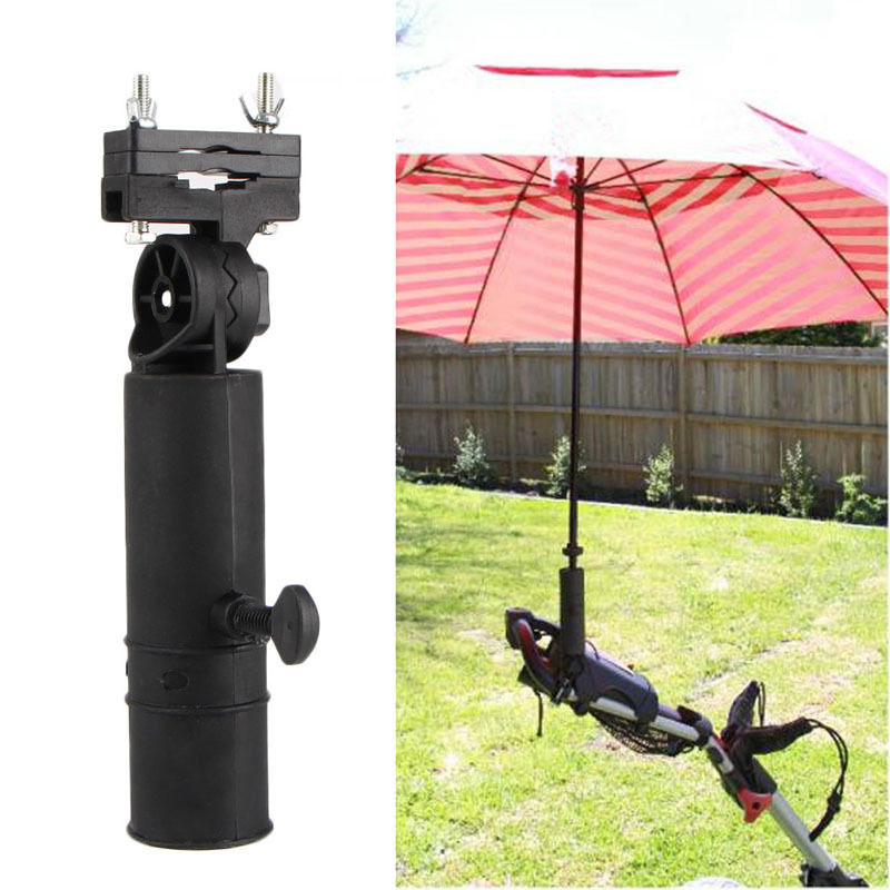 Umbrella Stand Golf: Durable Golf Umbrella Holder Stand For Buggy Cart Baby