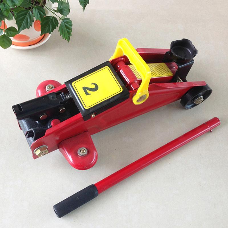 2Ton Mini Portable Floor Jack Vehicle Car Garage Auto ...