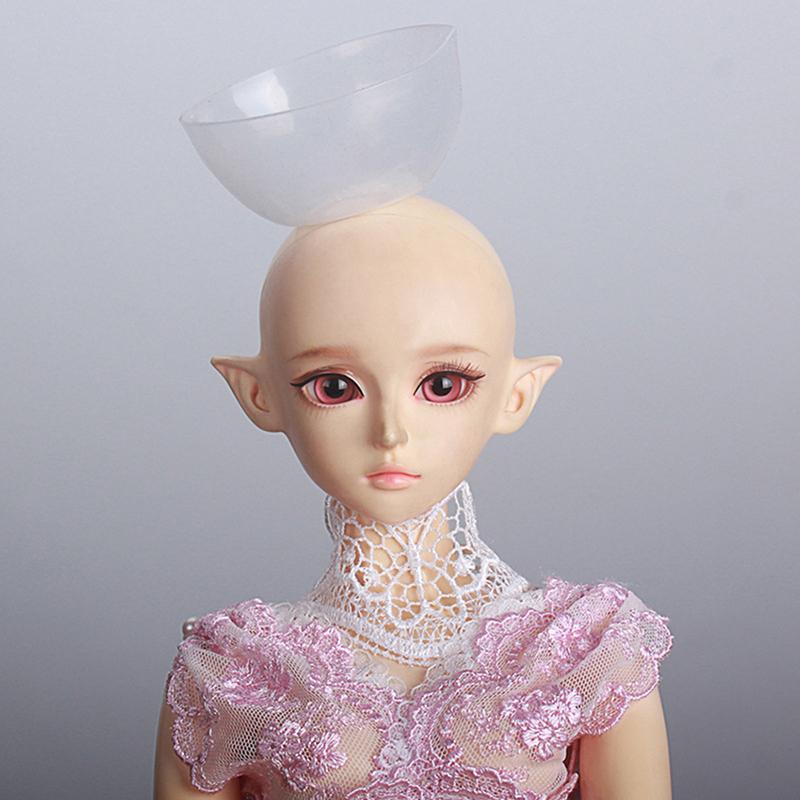 """Headgear 8-9"""" 20~21cm 1//3 SD BJD Wig Cap SD EID MID DOD AOD Head Silicone Sheath"""