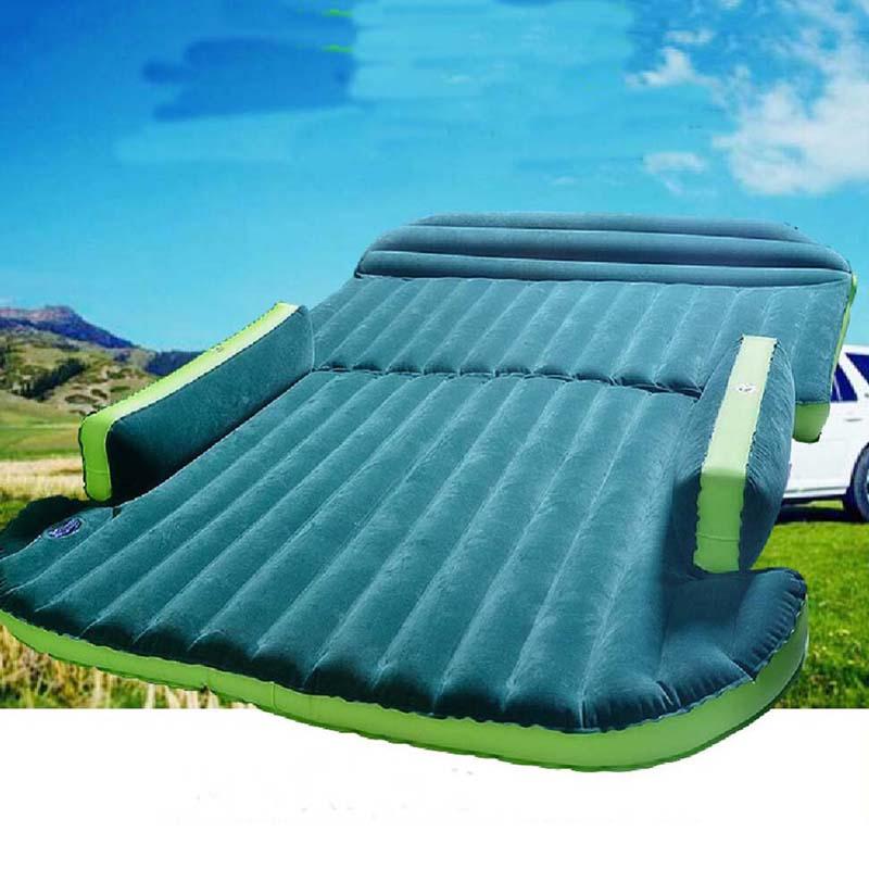 camping auto suv luftmatratzen luftbett reisen aufblasbare matratze mit pumpe ne ebay. Black Bedroom Furniture Sets. Home Design Ideas