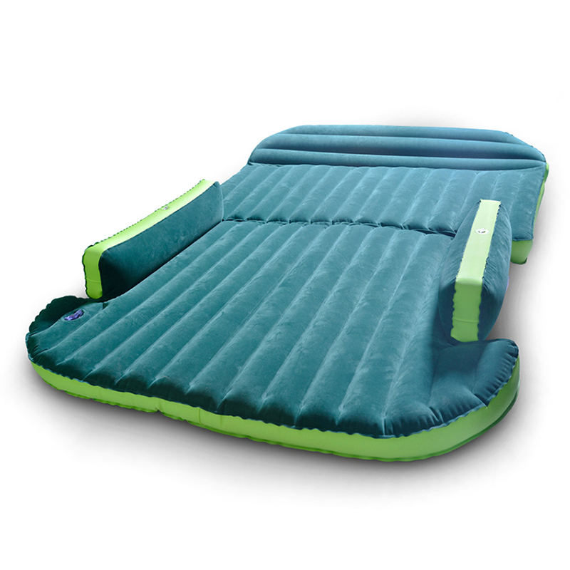 Auto Suv Inflatable Mattress Travel Car Back Seat Air Bed Camping Double Sofa Ebay