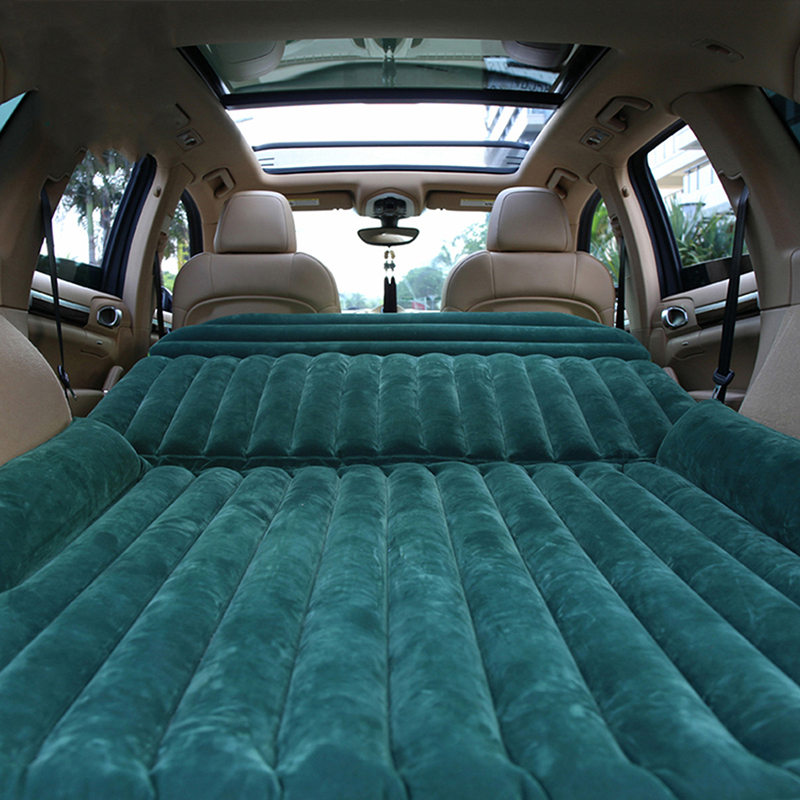 Suv Inflatable Mattress Air Bed Travel Car Back Seat