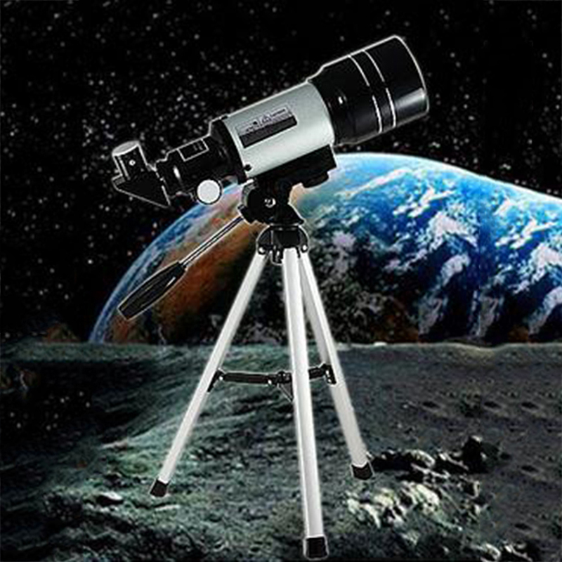how to use astronomical telescope