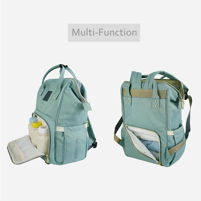 sunveno mummy maternity nappy diaper bag large capacity baby bag travel backp. Black Bedroom Furniture Sets. Home Design Ideas