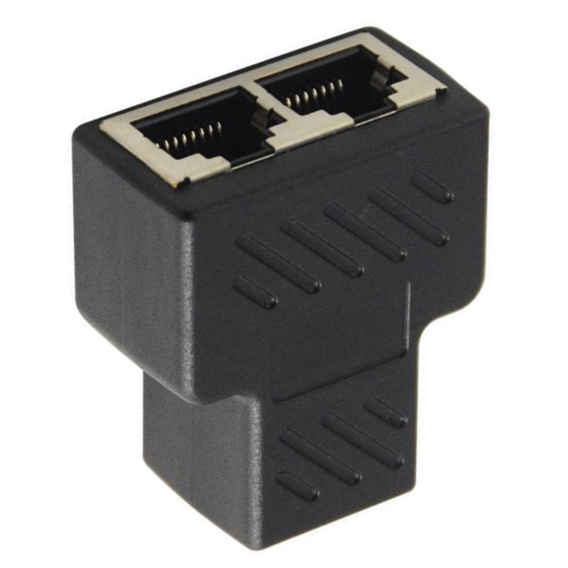 Lan Kabel Verteiler. Ethernet Splitter With Lan Kabel ...
