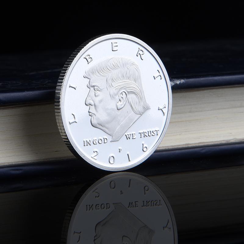 特朗普最低价纪念有货币