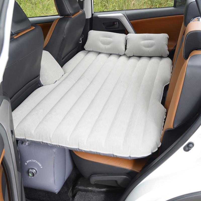aufblasbar auto bett f r r cksitz sitz cover luft matratze. Black Bedroom Furniture Sets. Home Design Ideas