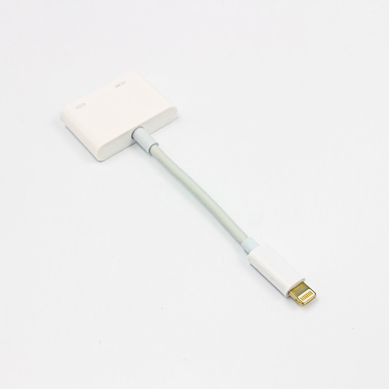 digital av adapter iphone 6 lightning to digital av tv hdmi cable adapter for air 16860