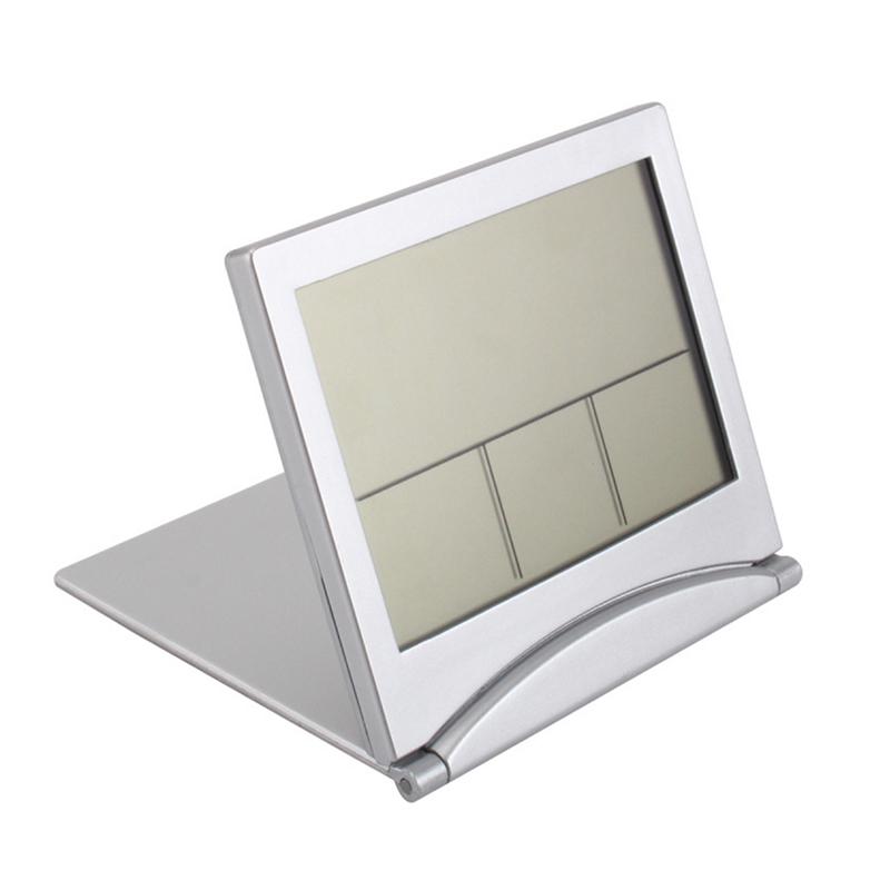 Digitaler Projektionswecker mit sprachgesteuertem Projektor LCD-Display auf D1I0