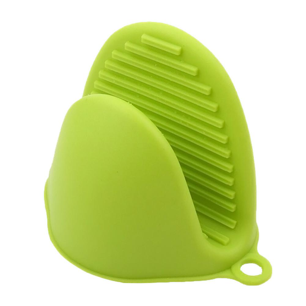 Hot Silikon Mini Topfhandschuh Küche Handschuhe Topflappen Fausthandschuhe