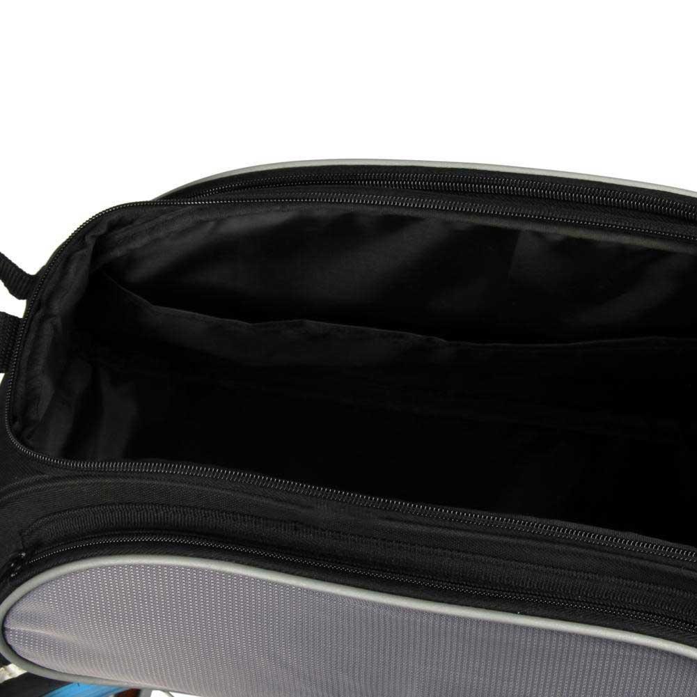 56b5046fde New Cycling Bicycle Bike Rear Seat Rack Storage Trunk Bag Pounch ...