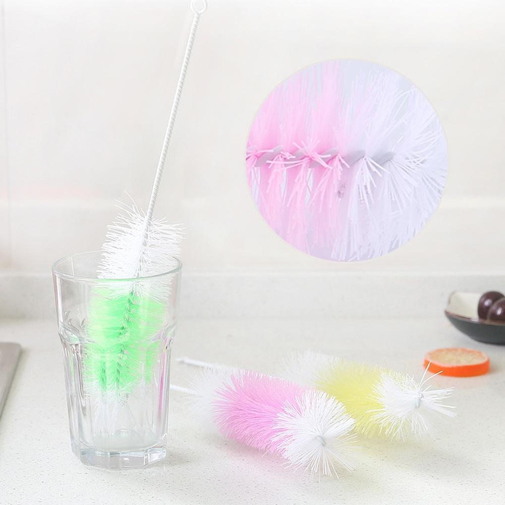 FLASCHENBÜRSTE 4 St.Tüllenbürste Schlauchbürste Reinigungsbürste Bürste °NEU°