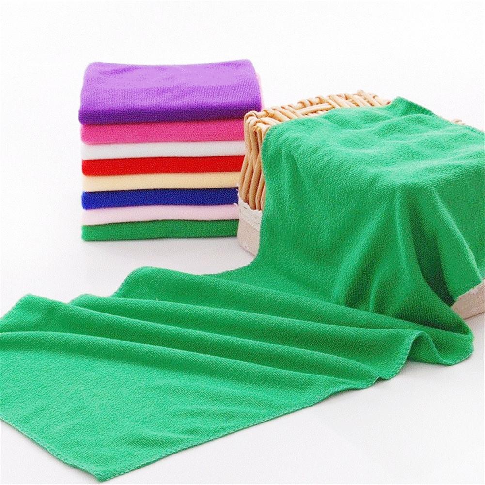 Absorbent Haar Trocknen Bad Strand Handtuch-Waschlappen Bademode Dusche Neu