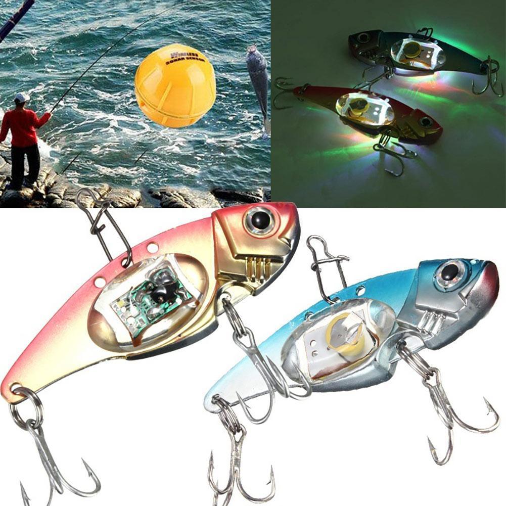 heiß gemischte farbe sie haken spinner köder bass crankbait lockt fischerei