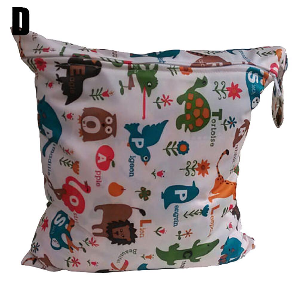 Wet Bag Wickeltasche Wickeltasche für Stoffwindeln Windel Sack Sell G1U8