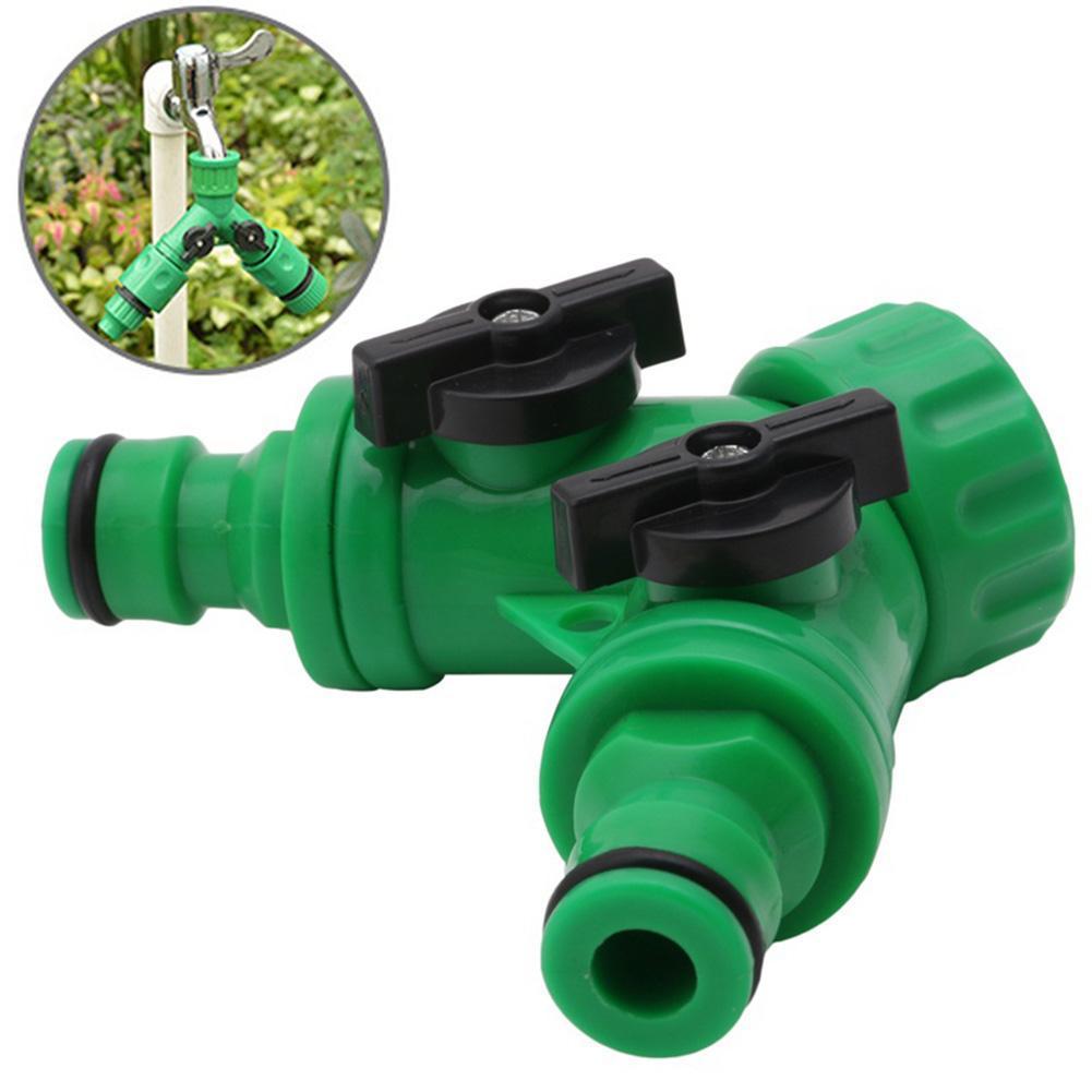 """5XABS Gartenschlauch Wasser Rohranschluss Rohranschluss Tap Adapter 1//2/""""/&3//4/""""/_HO"""