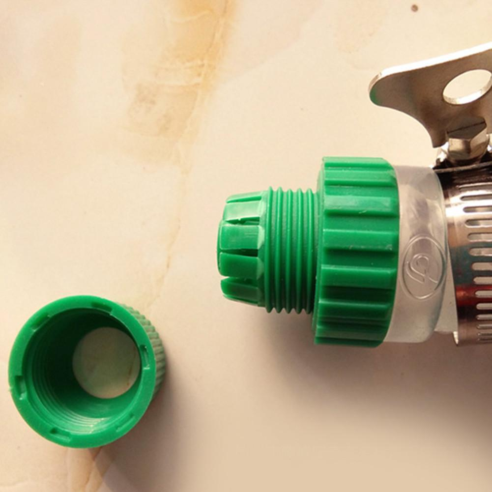 2//8//15//22Pcs 1//2 Water Hose Connector Quick Connectors Garden Tap Joint Tool