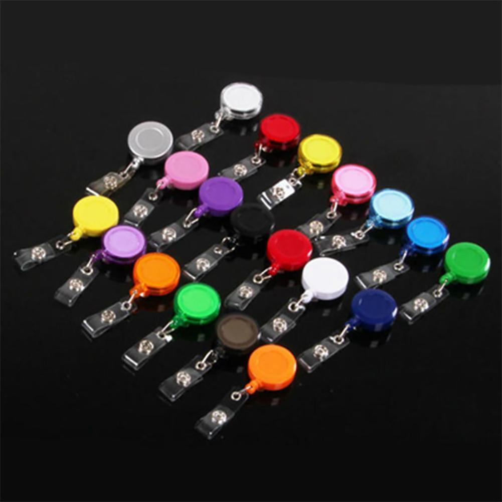 顏色隨機 g2457易拉扣 繩 胸卡拉繩 胸卡夾 伸縮扣 證件扣 拉線器批發