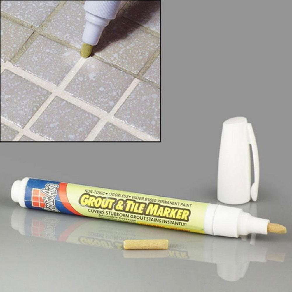 Grout Aide Tile Marker Repair Wall Pen Packaging Home