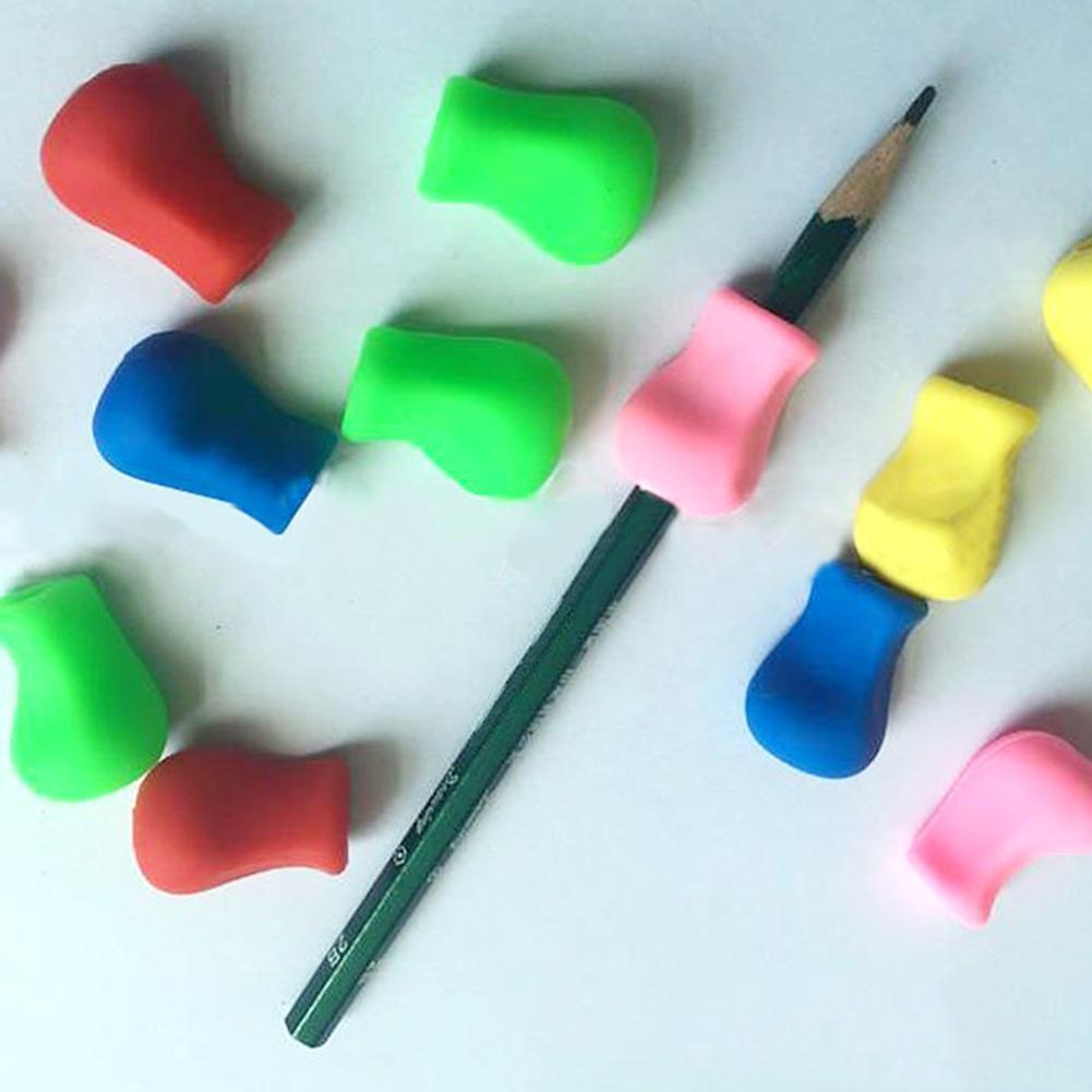 8x Kinder Stifthalter Stift Schreibhilfe Grip Posture Correction Tools Hot WR