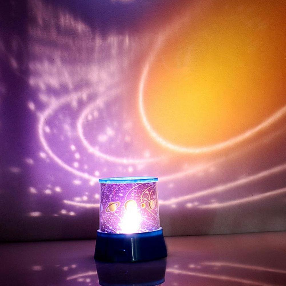 Amazing Led Starry Night Sky Projector Lamp Star Light