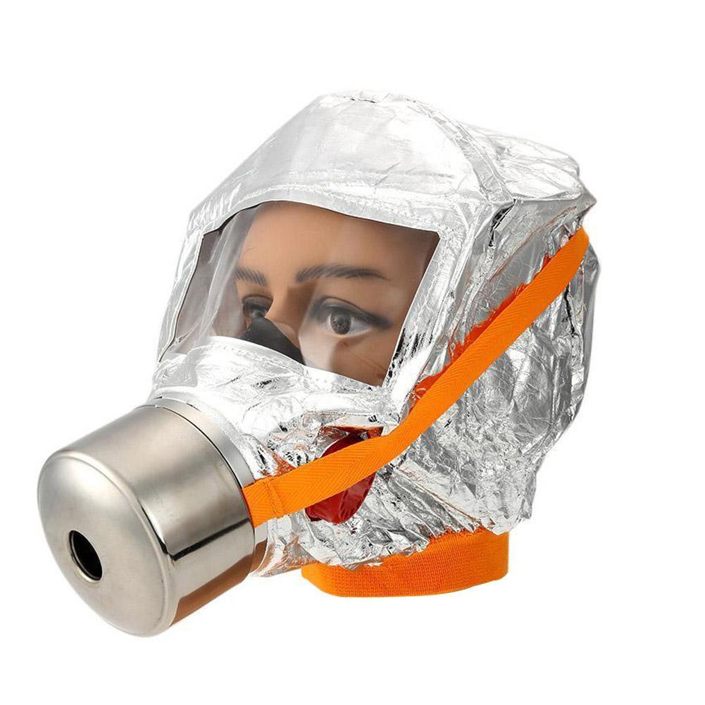 Notfall Fluchtweg Maske Atemschutzmaske Feuer Rauch für el
