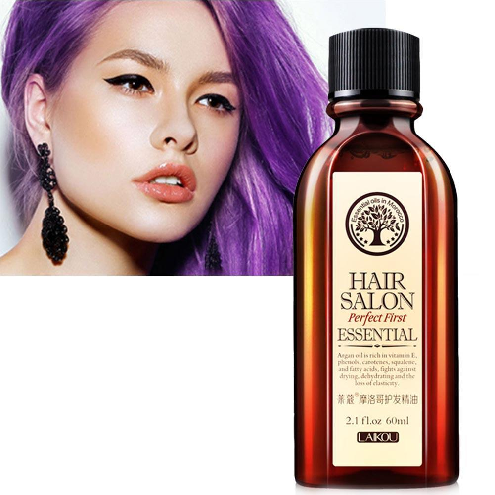 Moroccan hair salon perfect first essential pure argan for Hair salon perfect first essential