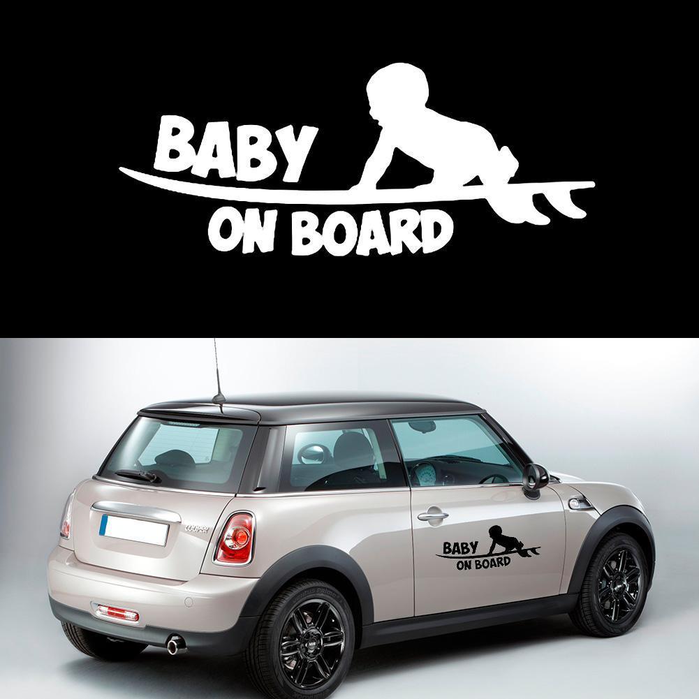 2 x PURPLE SURFER SILHOUETTE SURFBOARD Vinyl Car Sticker *99p CLEARANCE*