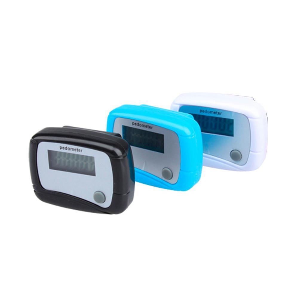 Digitaler LCD-Schrittzähler für Sportläufer Schrittweite Dist Kalorienverbr